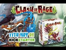 Embedded thumbnail for Kickstarter Video: Clash of Rage